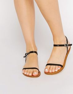 Sandalias planas 2015   Fantásticas sandalias de moda para mujeres