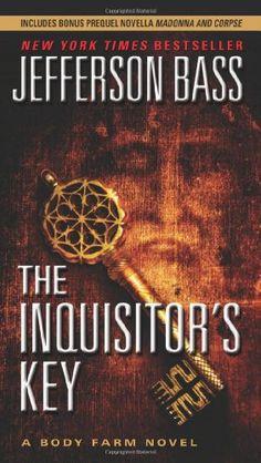 The Inquisitor's Key (Body Farm) by Jefferson Bass http://www.amazon.com/dp/0061807060/ref=cm_sw_r_pi_dp_5DOnvb0NMAKZ2