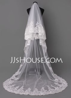 JJ's House Wedding Veils! $54.99--now that's a price I can work with!!