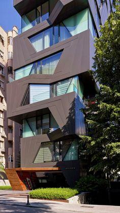 Luxury Apartment Located in İstanbul, Turkey.