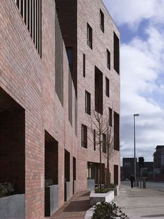 Timberyard Social Housing - Picture gallery