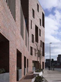 Timberyard Social Housing - Picture gallery