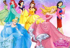 Disney Princess by SleepingBeauty24 on DeviantArt