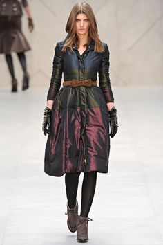 Burberry Prorsum Fall 2012 Ready-to-Wear Collection Slideshow on Style.com