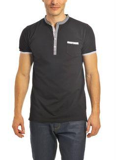 Triko Jerem Polo Shirt, Mens Tops, Shirts, Fashion, Moda, Polos, Fashion Styles, Polo Shirts, Polo