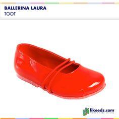 Ballerina Laura de Toot. Para conocer talles, colores y comprar ¡Hacé click en la imagen!