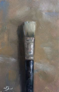 Original Oil Painting - Old Hog - Contemporary Still Life Art - Nelson