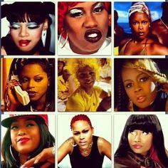 Who s Your Favorite Female Rapper