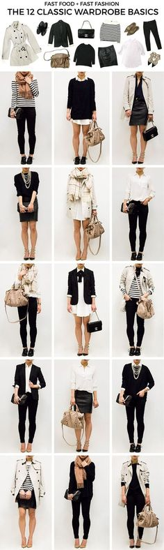 79230752c070 8 Outfit Ideas To Wear for Everyday of the Week