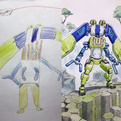 Sons-sketches-to-anime-drawings-thomas-romain source Sons-sketches-to-anime-drawings-thomas-romain source Sons-sketches-to-anime-drawings-thomas-romain Badass Drawings, Amazing Drawings, Art Drawings, Thomas Romain, Art Thomas, French Anime, Awesome Anime, Bored Panda, Drawing For Kids