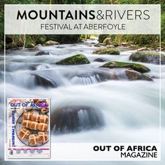 MOUTAINS & RIVERS: Festival at Aberfoyle  Escape to the mountains in the Eastern Highlands for an adrenaline filled getaway with or Easter Treasure issue. OUT OF AFRICA Magazine is available at all leading retailers in Zimbabwe.  See more at http://ift.tt/1U6C1sm