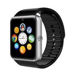 $44.22 (Buy here: https://alitems.com/g/1e8d114494ebda23ff8b16525dc3e8/?i=5&ulp=https%3A%2F%2Fwww.aliexpress.com%2Fitem%2FSmart-Watch-GT08-With-Camera-Support-SIM-Card-Bluetooth-Connectivity-Android-Phone-Smartwatch-Digital-Sport-Watch%2F32676299964.html ) Smart Watch GT08 With Camera Support SIM Card Bluetooth Connectivity Android Phone Smartwatch Digital Sport Watch Reloj Hombre for just $44.22