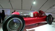 A Modena rivive il mito della #Ferrari