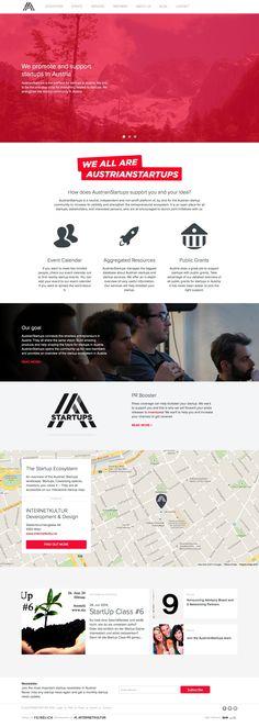 AustrianStartups is a neutral, independent and non-profit platform of, by, and for the Austrian startup community. Development by INTERNETKULTUR Non Profit, Design, Design Comics