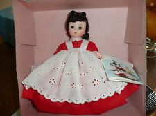 """Madame Alexander  Doll - Little Women Series - """"JO""""  8"""" Tall"""