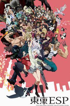 Tokyo ESP Anime ENG-Sub