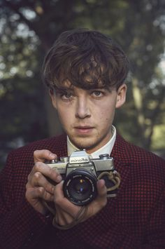 Alex Lawther: 12 datos que no sabías del protagonista de 'The End of the F***ing World' | #alexlawther #theendofthefuckingworld