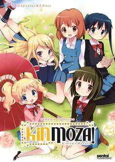Kinmoza! Kiniro + Mosaic DVD Complete Collection (S)