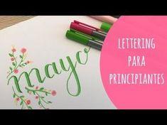 En el vídeo de lettering de hoy vamos a ver cómo podemos mejorar esas letras bonitas que todavía no nos salen muy bien con algunos adornos sencillos como flo...