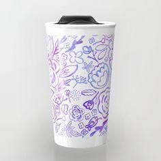 A Profusion of Flowers Travel Mug