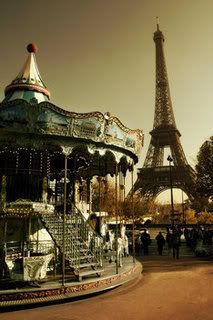 Paris, please.