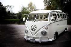 VW Bus-- AWESOME