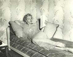 Marilyn Monroe - Carlyle Blackwell 1952