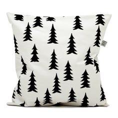 Mini & Beau - Fine Little Day Gran Black Cushion | Mini & Beau, supercool clothing, toys and accessories for boys!