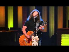 Jamey Johnson performs a George Jones medley of songs at the Grand Ole Opry for George's 80th Birthday
