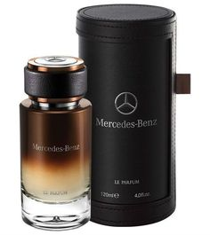 Mercedes Benz Le Parfum for Men EDP Spray 4.0 oz