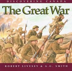French Discovering Canada: The Great War: La Grande Guerre Book Outlet, Discover Canada, Album Jeunesse, Canadian History, Best Comments, Used Boats, Secondary School, Boats For Sale, Books To Buy