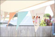 banner - made with Sarah Jane studios fabric // claradeparis.com ♥
