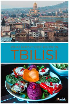 Ever fancied living in Tbilisi? Guest writer Emily Lush from Wanderlush tells us what it's like! #Tbilisi #Georgia #CostofLivinginTbilisi