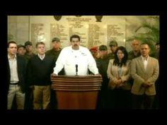 El presidente de Venezuela, Hugo Chávez, falleció en Caracas casi tres meses después de operarse por cuarta vez de un cáncer el pasado 11 de diciembre en La Habana, informó el vicepresidente, Nicolás Maduro.