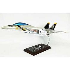 F-14A Tomcat VF-84 Jolly Rogers Military Aircraft Model