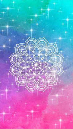Mandala Symbol Wallpaper Ocean Underwater I Love