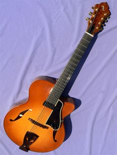 2002 Nickerson FC3 7 String Jazz Guitar, Music Guitar, Guitars, Cool Things To Buy, Electric, Cool Stuff To Buy, Guitar