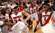 Louisville Brings Syracuse to Its Knees in 2009
