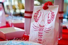lobster bake- so clever. Lobster Bake Party, Lobster Boil, Lobster Shack, Crab Boil, Country Boil, Low Country, Event Ideas, Party Ideas, Gift Ideas