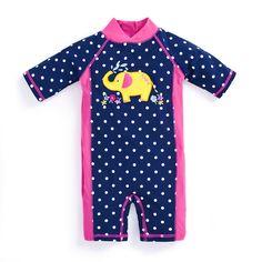 23361c6cb0e6 Elephant 1-Piece Sun Protection Suit. JoJo Maman Bebe