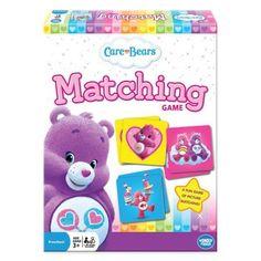 Girl Match Carebear, Multicolor