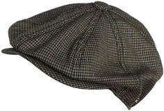 e9184cbd5da Christy s of London Men s 8 4 Cap Satin Lining Hat