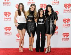 Pin for Later: Kylie Jenner's Style Hasn't Gotten Sexier — You Just Haven't Been Keeping Up  Kylie easily blended in with the older crowd at the iHeartRadio Music Festival back in 2013.