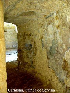 Necrópolis de Carmona - Tumba de Servilia