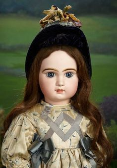 Large French Bisque Bebe by Em... Auctions Online | Proxibid
