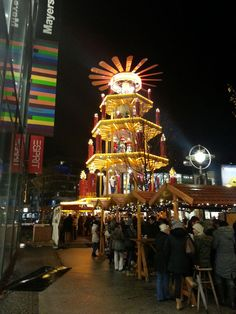 Dortmund - Weihnachtspyramide