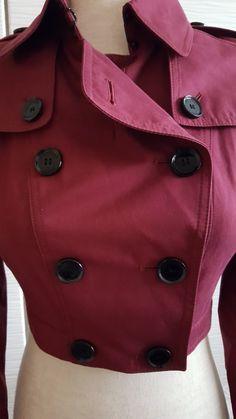 Bosnia, Button Dress, Jacket Buttons, Double Breasted, Hemline, Burberry, Cuffs, London, Big