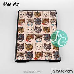 cat face Phone case for iPad 2/3/4, iPad air, iPad mini
