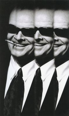 Jack Nicholson. Photo by Albert Watson. °