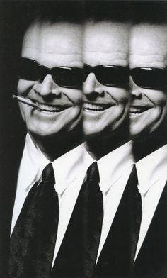 Jack Nicholson. Photo by Albert Watson. °